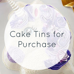 Cake Tins for Purchase