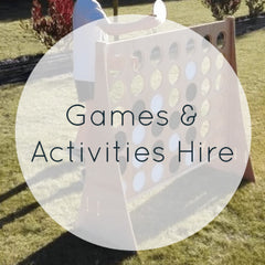 Game & Activity Hire