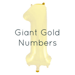 Giant Gold Numbers