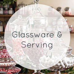 Glassware & Serving