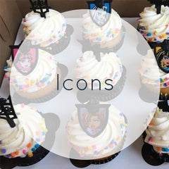 Edible Icons