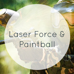 Laser Force & Paintball