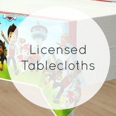 Licensed Tablecloths