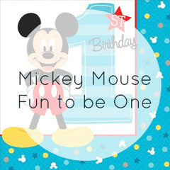 Mickey Mouse Fun to Be One
