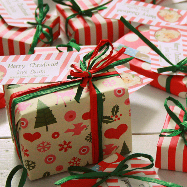 Christmas Gifts + Cards