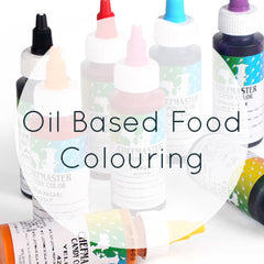 Oil Based Food Colouring
