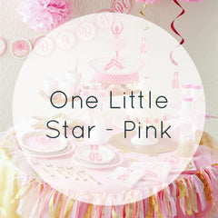 One Little Star - Pink