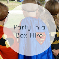 Party in a Box Hire