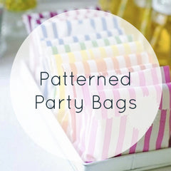 Patterned Party Bags