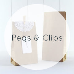 Pegs & Clips