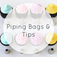 Piping Bags & Tips