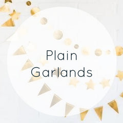 Plain Garlands