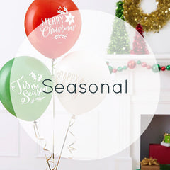 Seasonal Balloons