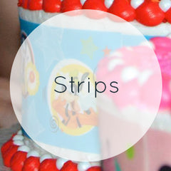 Edible Cake Strips