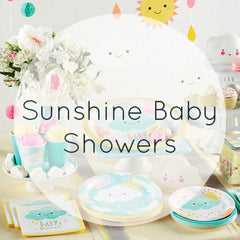 Sunshine Baby Showers