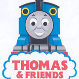 Thomas the Tank Engine & Train Balloons