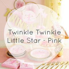 Twinkle Twinkle Little Star- Pink