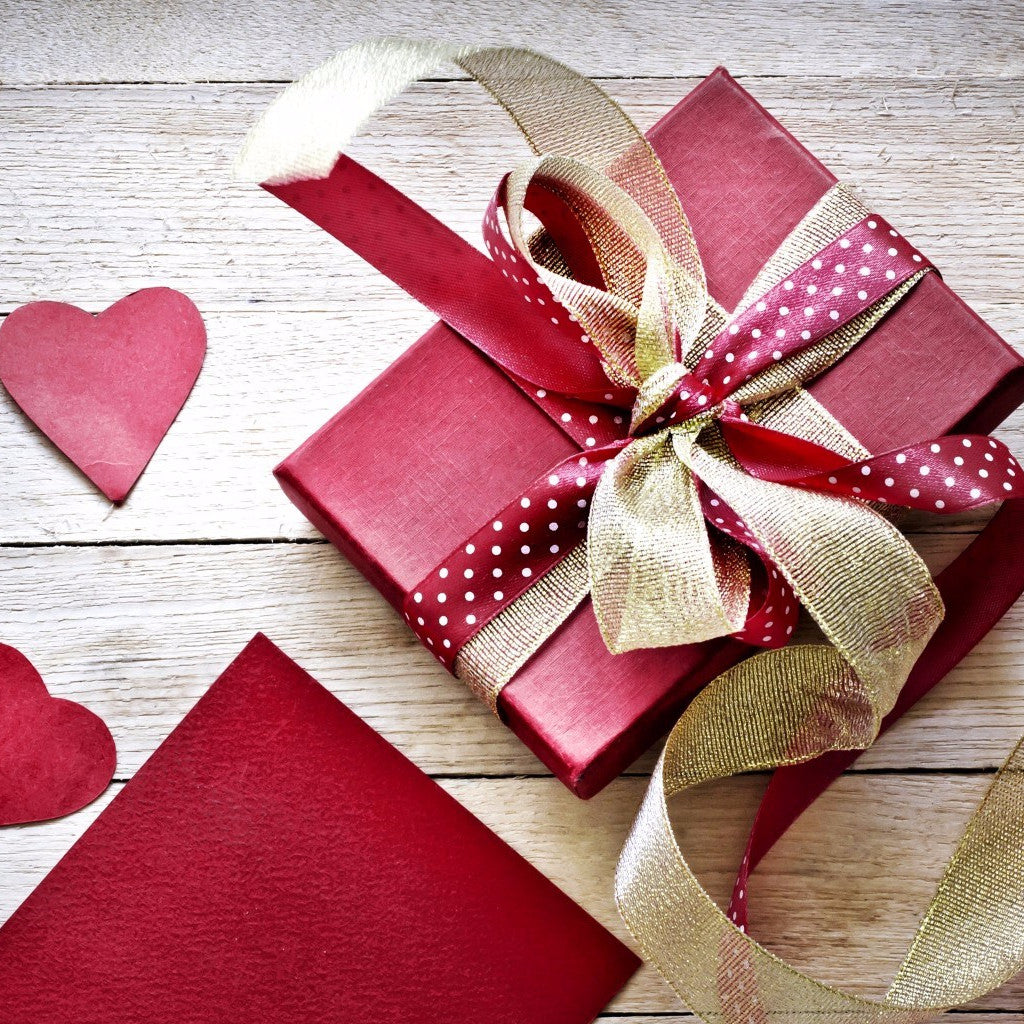 Valentines Gifts and Packaging