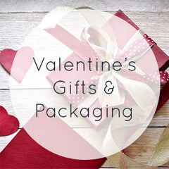 Valentine's Gifts and Packaging