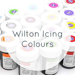 Wilton Icing Colours