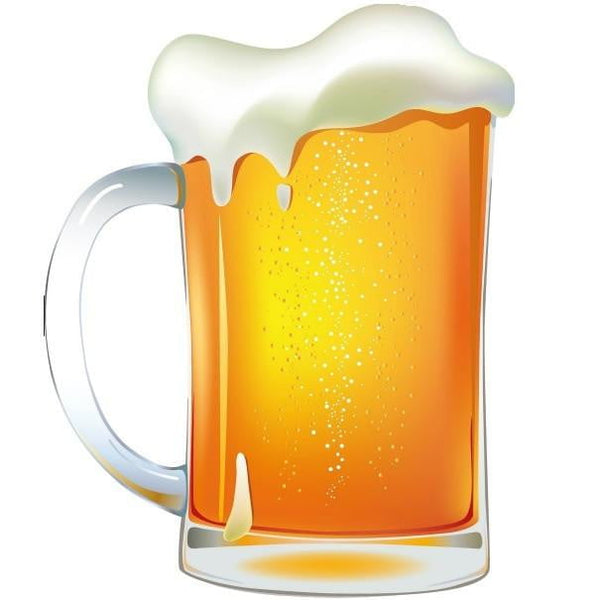 Beer Mug Edible Image | 21st Party Theme & Supplies