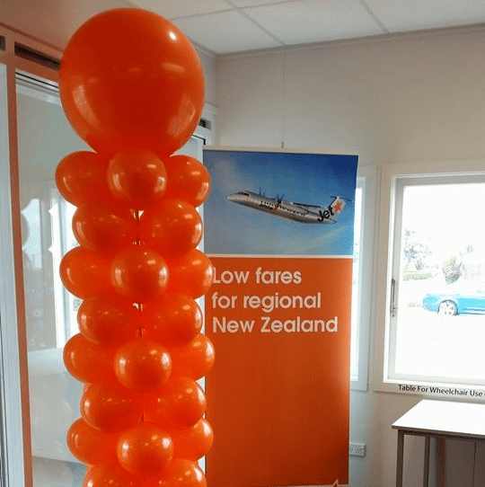 Balloon Columns | Balloons Wellington | Corporate Events
