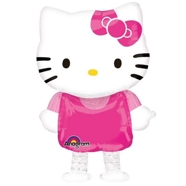 Hello Kitty Foil Balloon Airwalker