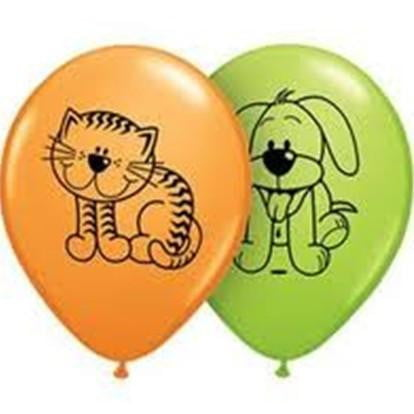 Cat Balloon | Dog Balloon | Animal Party Theme and Supplies