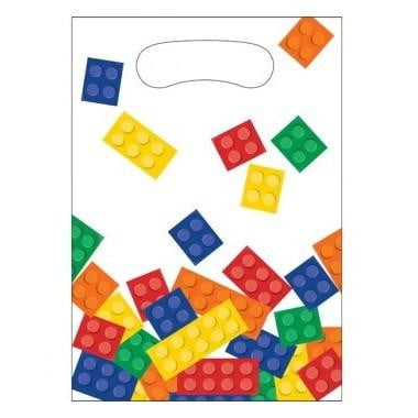 Lego Blocks Party Bags | Lego Party Theme & Supplies