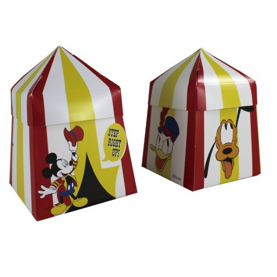 Amscan | Mickey Mouse Carnival Treat Boxes | Mickey Mouse Party Theme & Supplies |