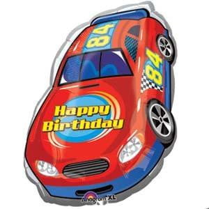 Race Car Balloon | Cars Party Theme and Supplies