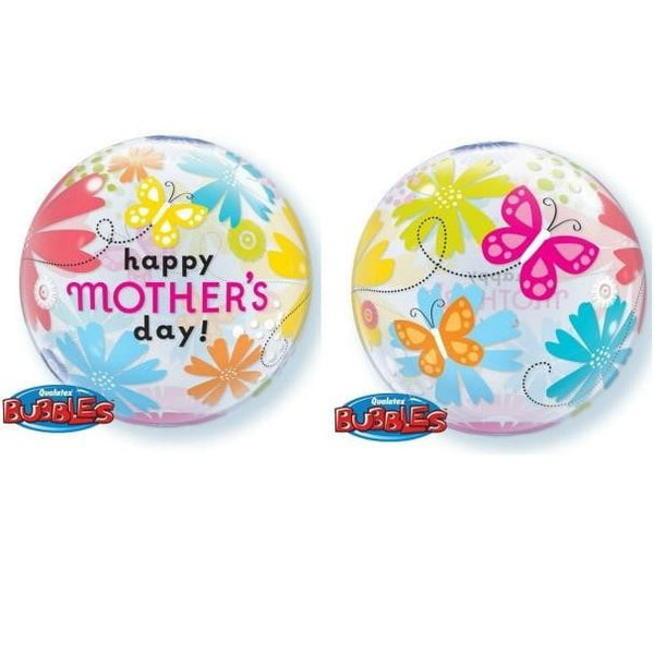Qualatex | Mother's Day Bubble Balloon