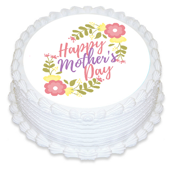 Happy Mothers Day Cake | Mothers Day Gifts