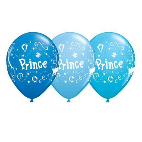 Prince Balloon | Prince Party Theme and Supplies