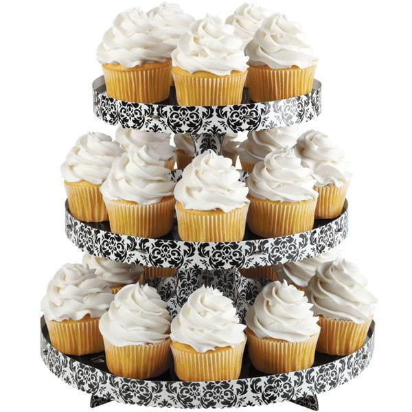 Wilton | Damask Cupcake Stand | Wedding Supplies