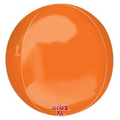 Anagram | Orange Orbz Foil Balloon