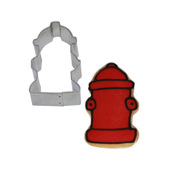 Cookie Cutter - Fire Hydrant