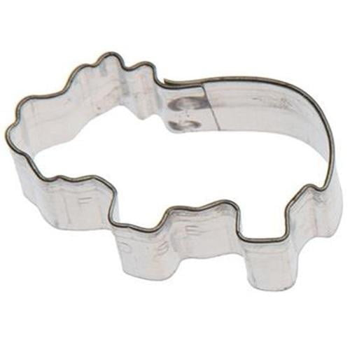 Mini Cookie Cutter - Hippo | Animal Party Theme & Supplies