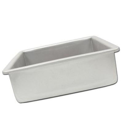 "Fat Daddio's 4x12"" Extra Deep Square Cake Tin"