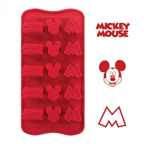 Mickey Mouse Silicone Chocolate Mould