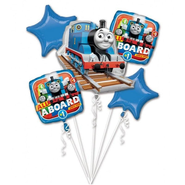 Anagram | Thomas the Tank Engine Balloon Bouquet
