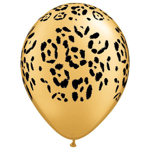 Leopard Print Balloon | Leopard Print Party Supplies