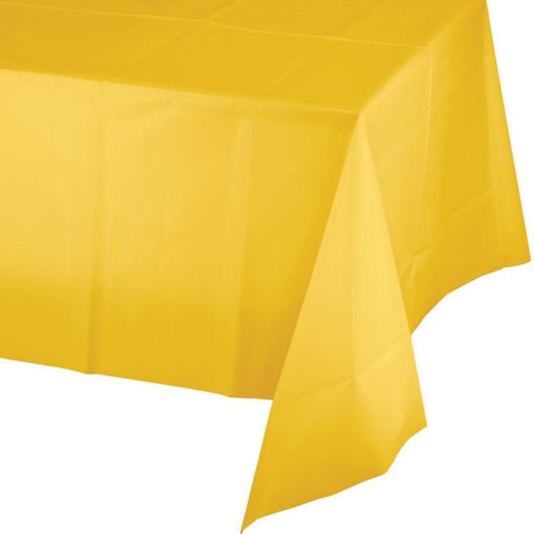 Yellow Tablecover | Yellow Party Supplies