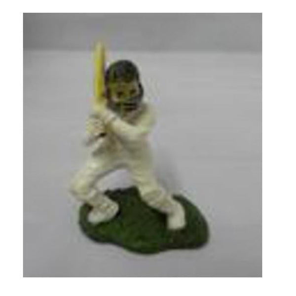 Starline | Cricket Batsman Cake Topper - Swinging | Sports Party Theme & Supplies