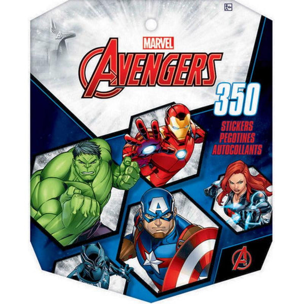 Amscan | Avengers Jumbo Sticker Book | Avengers Party Theme & Supplies