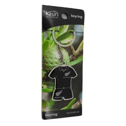 New Zealand Rugby Uniform Keyring | Sports Party Theme & Supplies