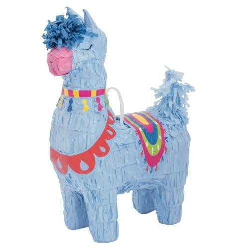 Amscan | Mini Llama Pinata Decoration | Fortnite Party Theme & Supplies