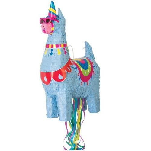 Anagram | Llama Pinata | Fiesta Party Theme & Supplies