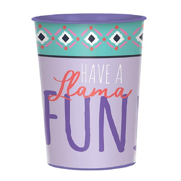 Amscan | Llama Fun Keepsake Cup | Llama Party Theme & Supplies