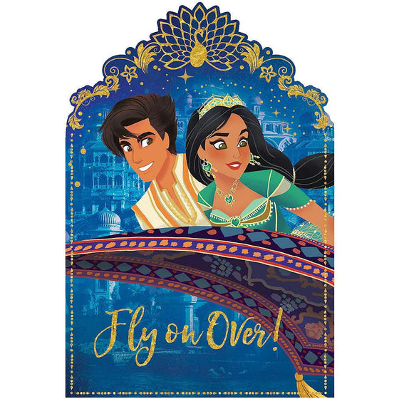 Aladdin Invitations | Aladdin Party Supplies
